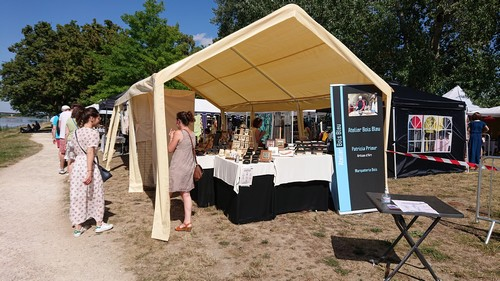 Atelier Bois Bleu - Art des Sens Blois 2020