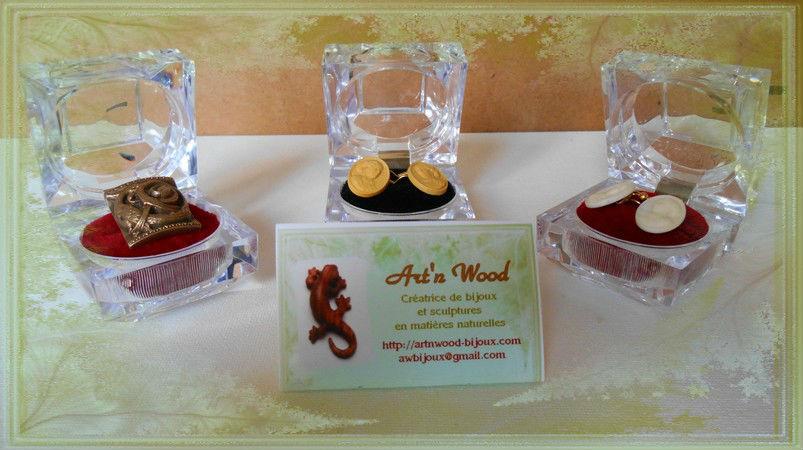 écrin à bijou Art`n Wood emballage luxueux et élégant, cadeau raffiné, féminin, original, bijouterie de luxe, cadeaux personnalisé et sur-mesure, artisan créateur, savoir-faire français, quali