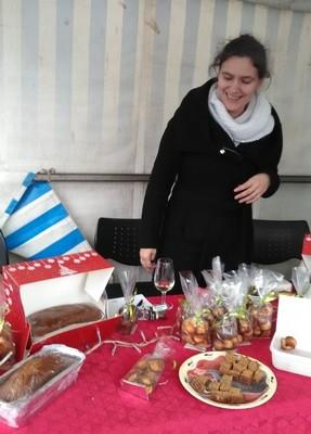 marché de Noël 2019 St Claude resto