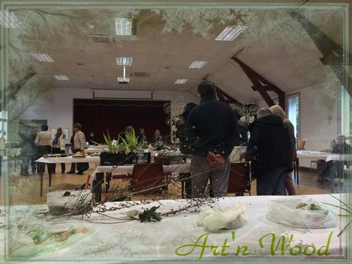 Vide atelier/troc aux plantes à Chouzy sur Cisse, 41, mars 2018